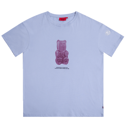 GRKC - Stylistic Summer Theme Candy Bear Tee