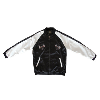 "THEMOSTBRAVE2018A/W ""Year of the Dog"" Baseball Jacket"