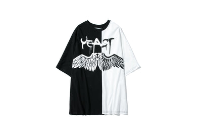 "Yeast California 17ss ""Puzzle"" Tee Women"