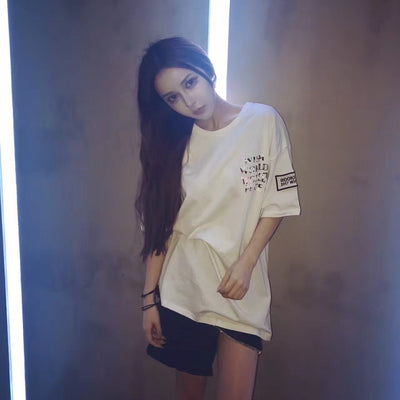 "Rookie Bell ""RBL Anti-War"" Tee Women"