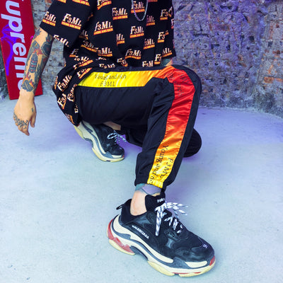F3ML 18SS Rainbow Pants (UNISEX*)