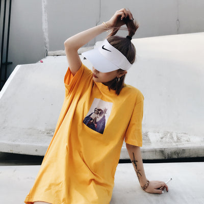 F3ML 18SS Basic Tee WOMEN