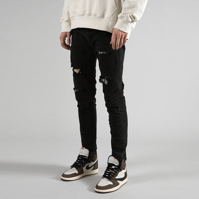 GRKC - Stylistic Ripped Jeans