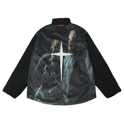 GRKC - Double Sided Wear Painting Jacket