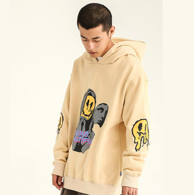 Smiley Virgin Hoodie