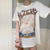 Vintage Photo Frame Angel Tee  (FEMALE*)