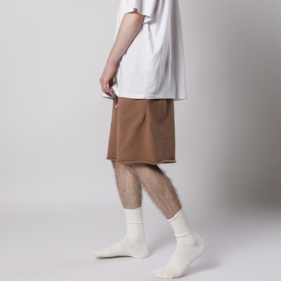 The Dog Field -   Classical Brown Shorts