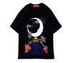 "GYASTAL 18SS ""MOON LIGHT"" Tee (UNISEX*)"