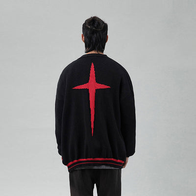 GRKC - Cross Star Weave Jacket
