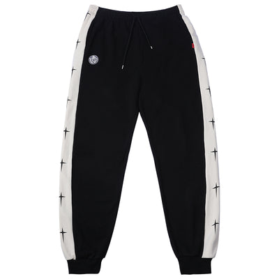 GRKC - Cross Star Stitching Pants