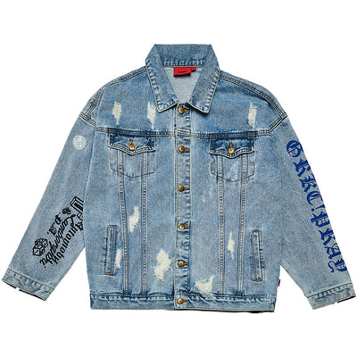 GRKC - Graffiti Cowboy Jacket