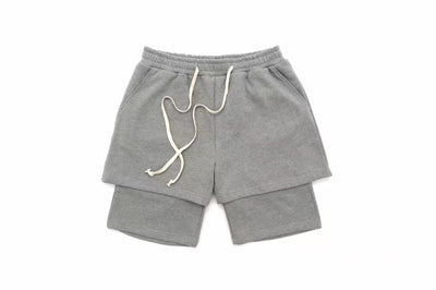 "SuaMoment 17ss ""Double-deck"" Shorts"