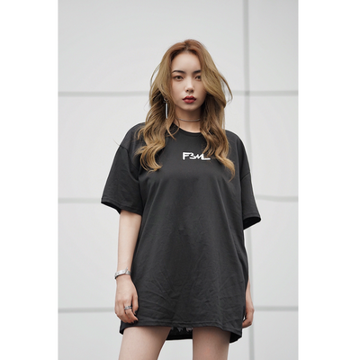 "F3ML 18SS Rose ""Money Is All"" Tee WOMEN"