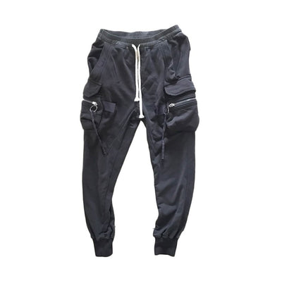 #HIT THE COLLECTION Ring Joggers