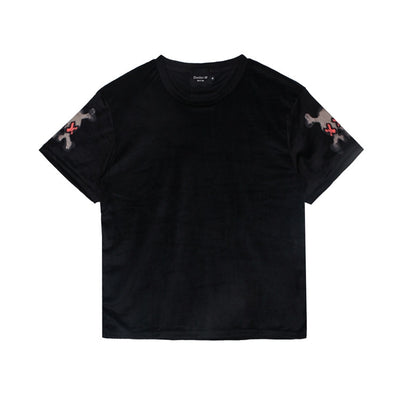 Doctor.M 17ss Ice Silk Skull Tee Men