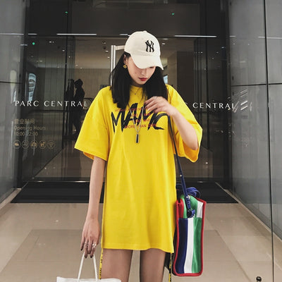MAMC 17SS Double Strap Tee Women