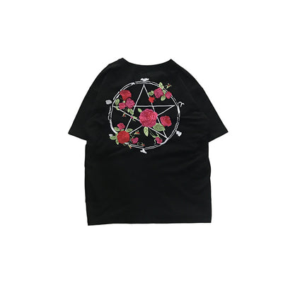 "HIT THE COLLECTION ""Star of David"" Tee Women"