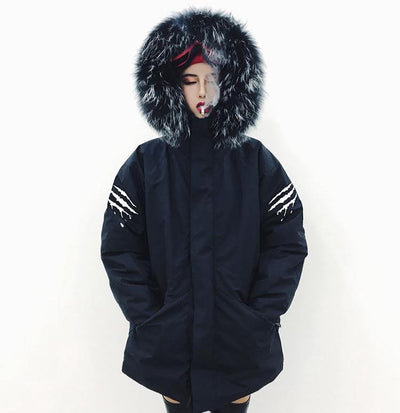 SuaMoment 17FW Claw Mark II Parka Women