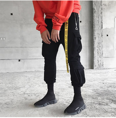 Rookie Bell 2017/FW Pocket Joggers Men