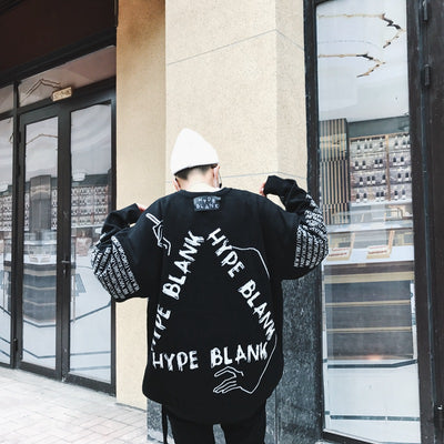 "HypeBlank 2017 Winter Collection ""City"" Sweater Men"