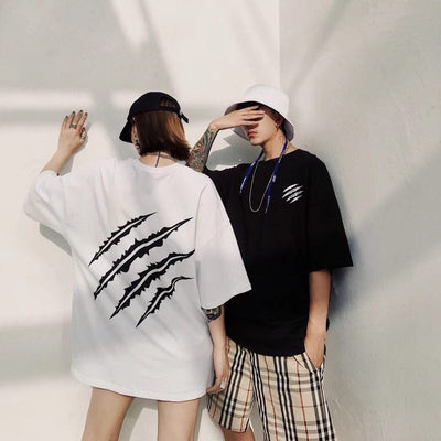 SuaMoment 18SS Claw Mark IV Series Tee (UNISEX*)