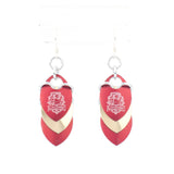 Gryffindor Inspired - Fandom Scale Earrings