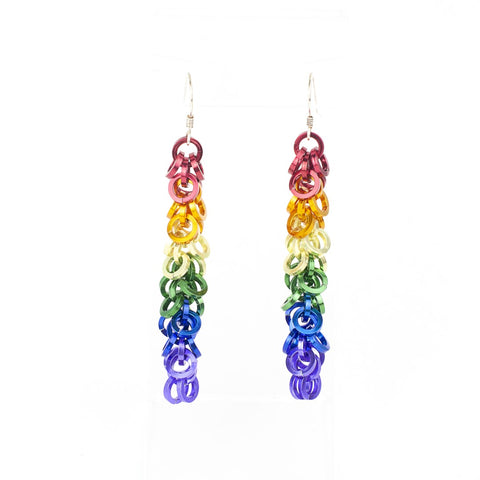 Rainbow Pride Earrings