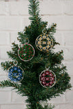 Dreamcatcher Snowflake Ornaments - Pack of 4