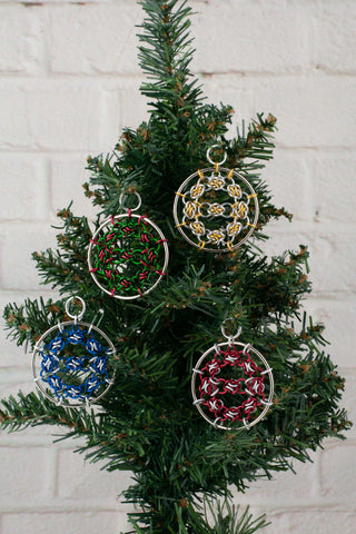 Dreamcatcher Snowflake Ornament