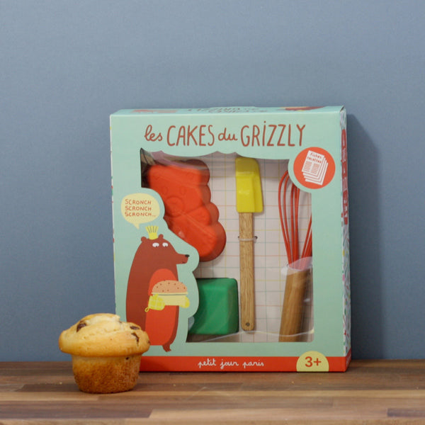 Childrens Baking Kit - Mini Cakes