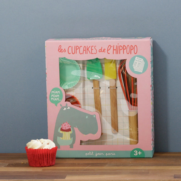Childrens Baking Kit - Cupcakes