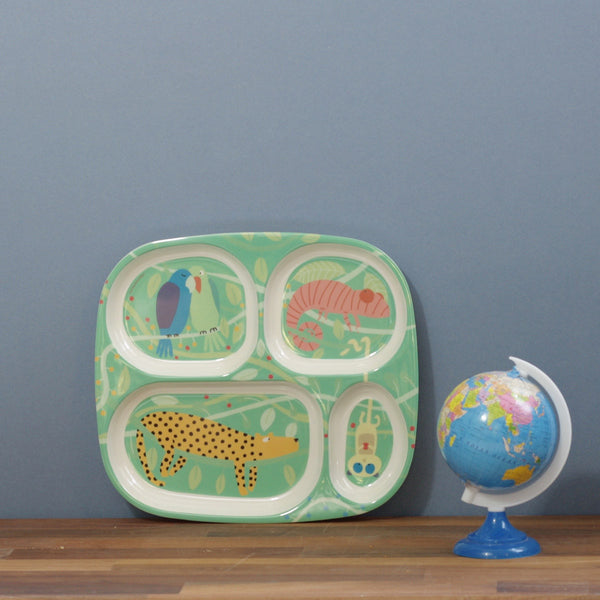 Childs Serving Tray - Jungle