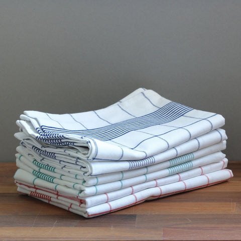 Traditional French Cotton Tea Towels
