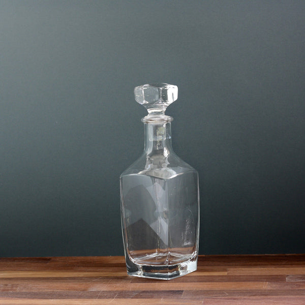 Vintage French Decanter