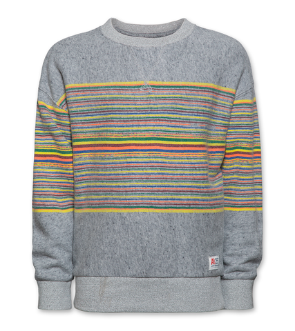 AO 120-2200-05 oversized sweater stripes 0901 oxford