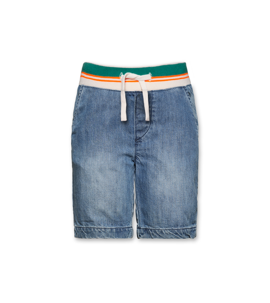 AO76 120-2611 jason bleach jogger shorts