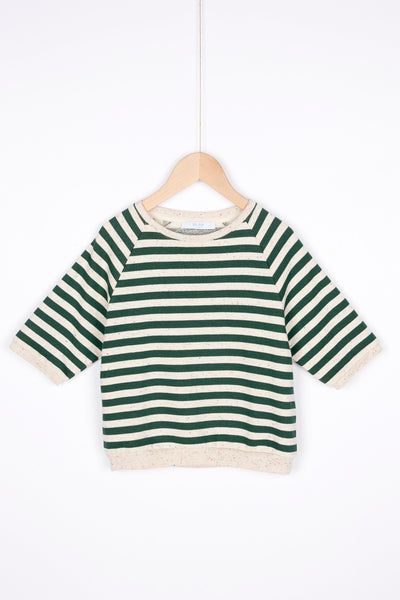 BY BAR lena dots pullover evergreen 20145004