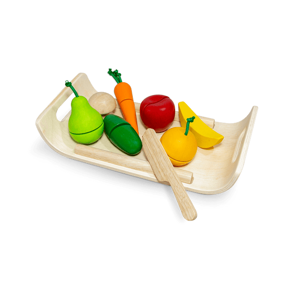 Plant toys ASSORTED FRUIT & VEGETABLE