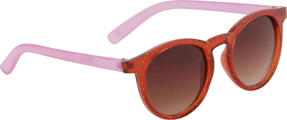 MOLO SUN SHINE red sand sunglasses