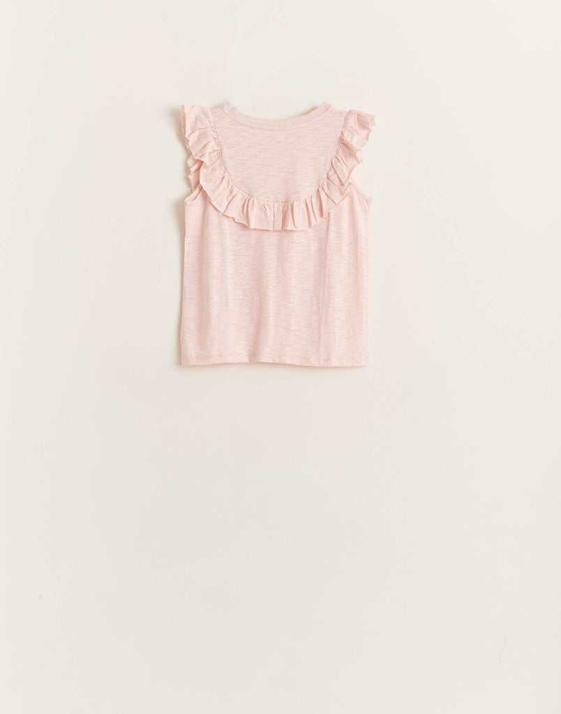 BELLEROSE miso tshirt cotton candy
