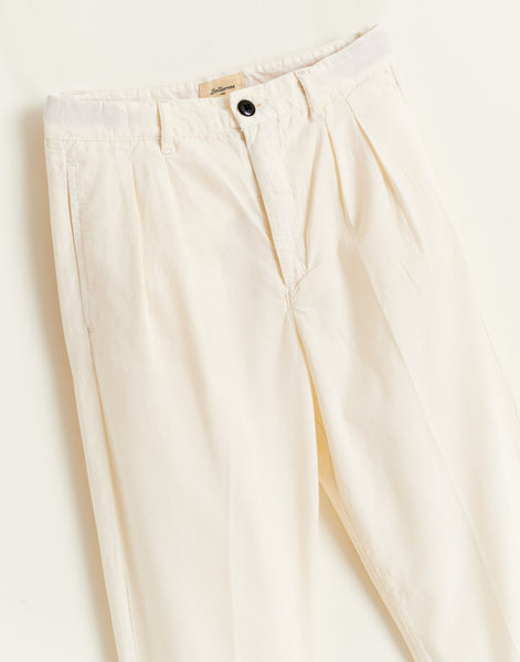 BELLEROSE PEACES pants ecru