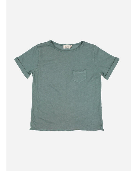 BUHO James pocket tshirt musk