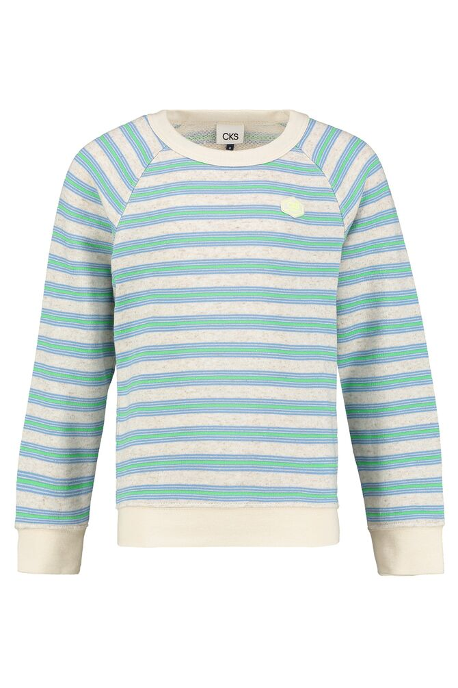 CKS BADRIES ocean blue sweater