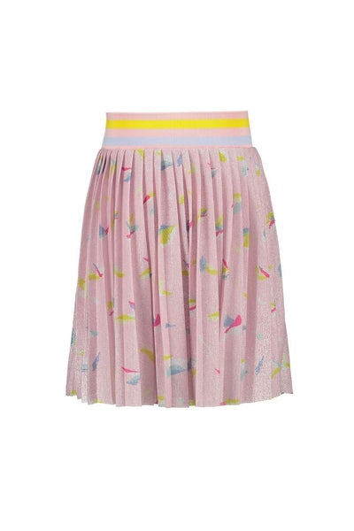 CKS GIRLS Alinda peach skirt short