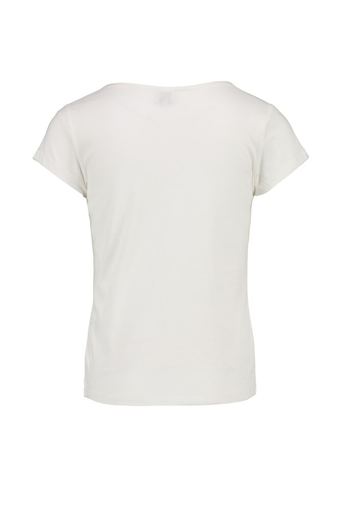 CKS GIRLS ANNET off white tshirt short sleeve
