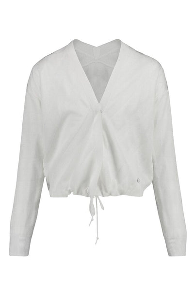 CKS GIRLS TARA off white cardigan