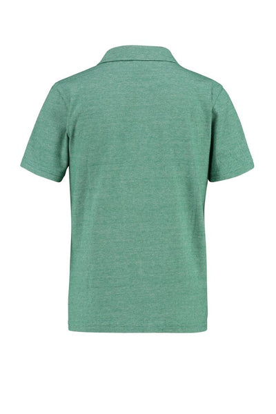 CKS YACOB green polo