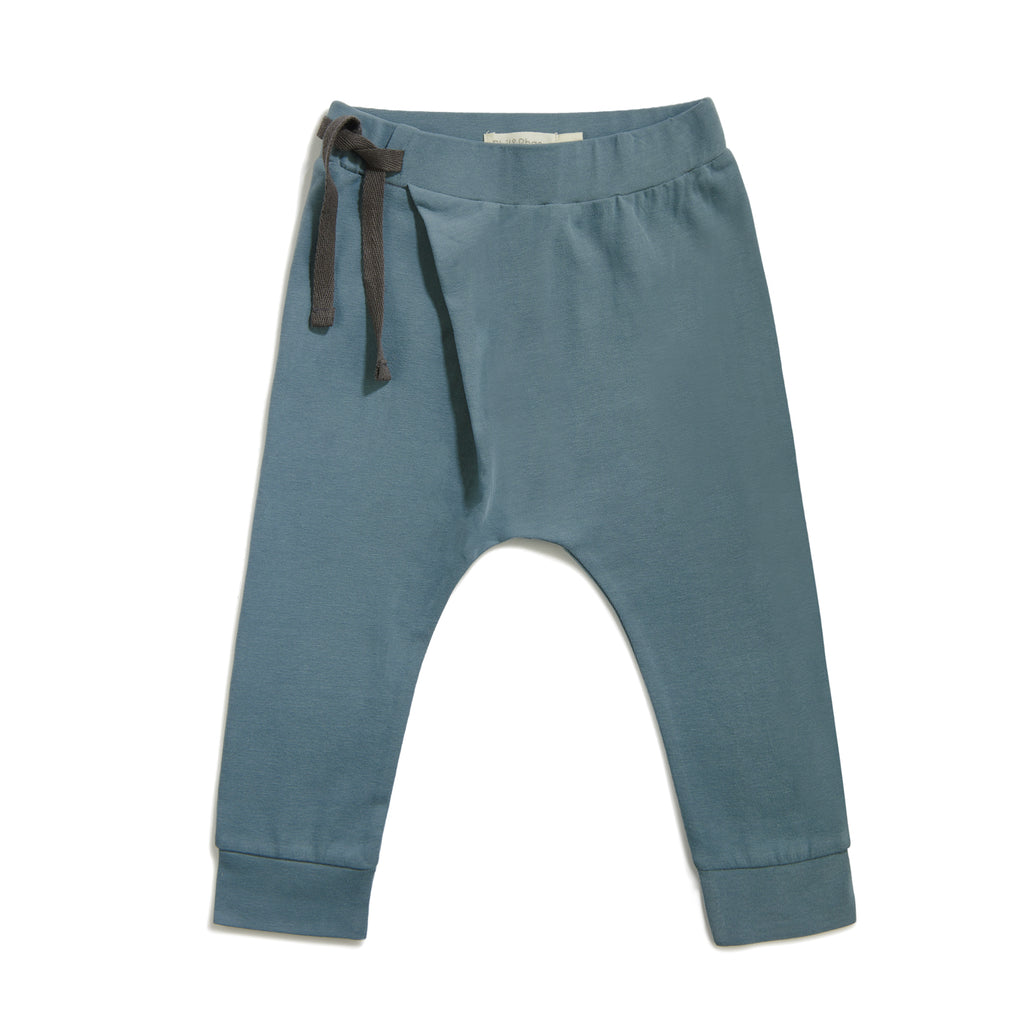 PHIL AND PHAE harem pants balsam blue ESSENTIALS