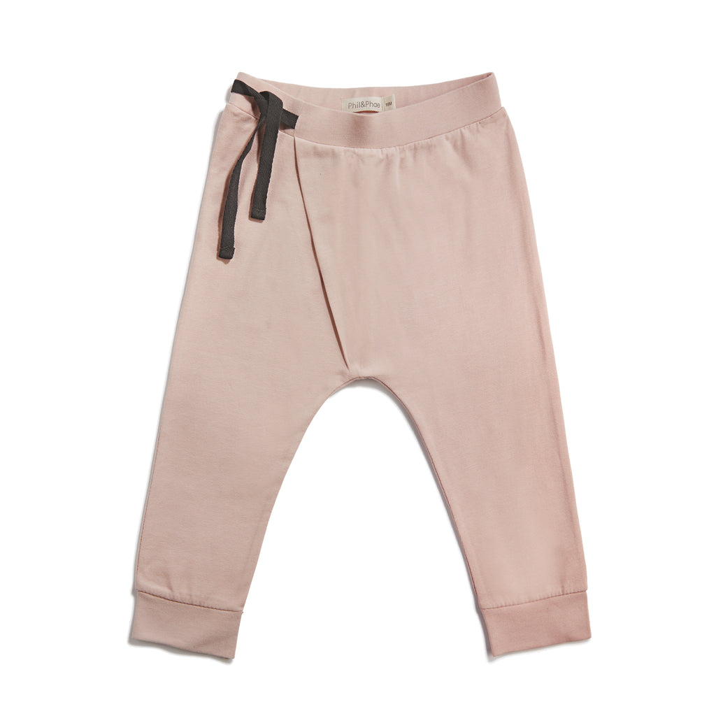 PHIL AND PHAE harem pants blush ESSENTIALS