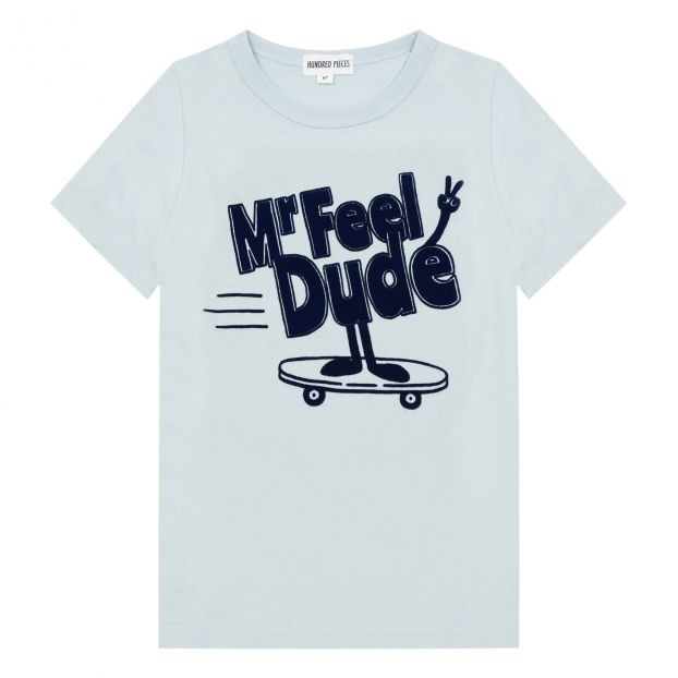HUNDRED PIECES mr dude tshirt
